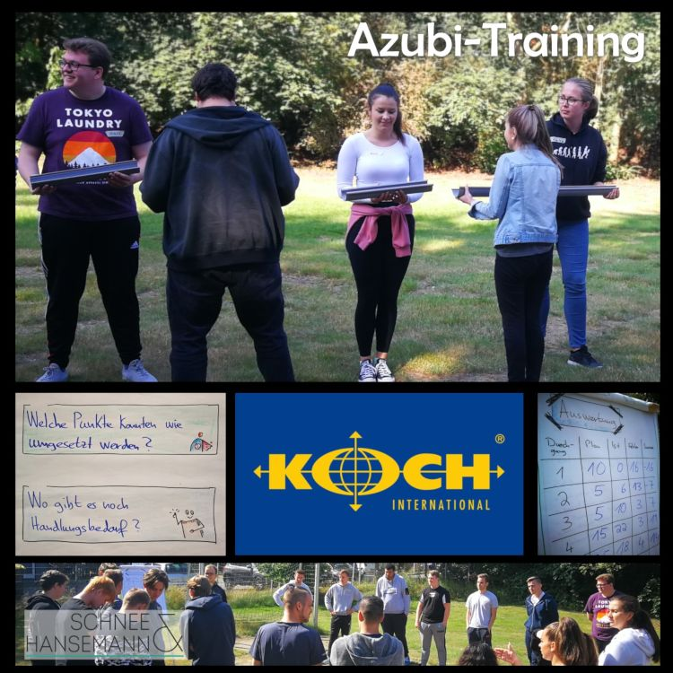 Azubi Kick-off