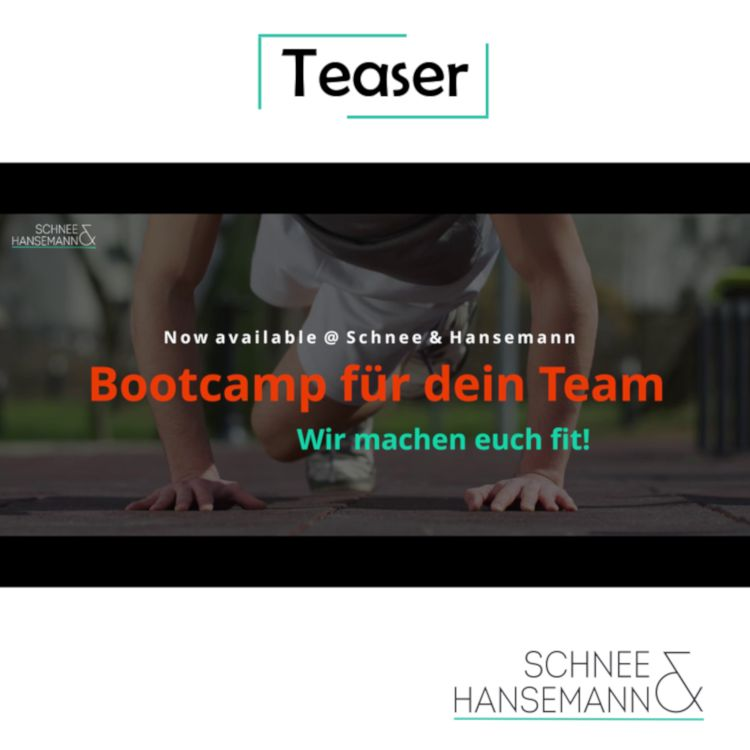Teaser Bootcamp